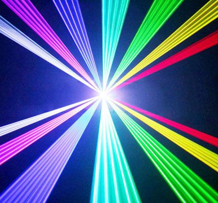 Лазерное шоу, Аренда лазера
